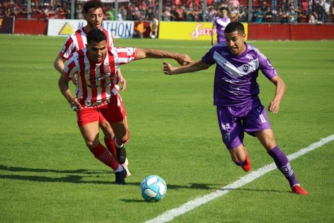 Villa Dálmine cayó derrotado ante San Martin de Tucumán