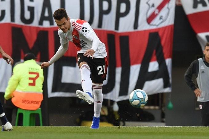 River Plate perdió con Talleres de Córdoba por 1 a 0