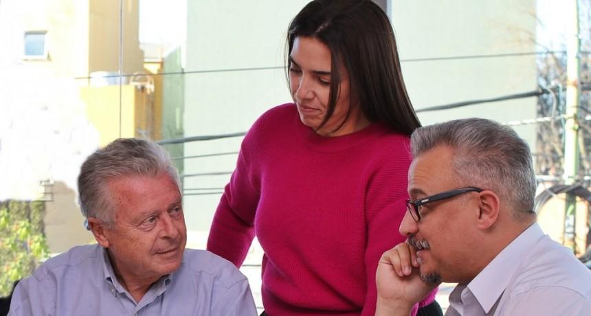 Soledad Calle y Oscar Trujillo: Llevaremos cordón cuneta y cloacas adonde llegó el asfalto