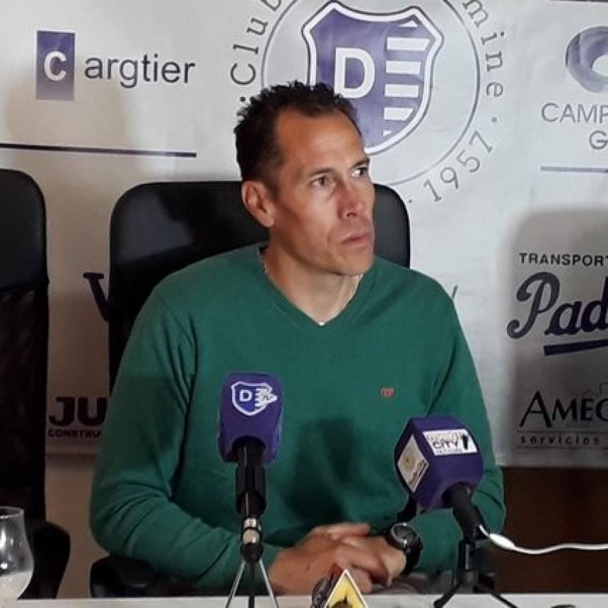 Lucas Bovaglio analizó el triunfo de Villa Dálmine