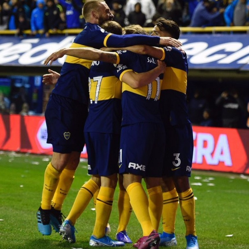 Boca Juniors obtuvo la victoria ante Aldosivi de Mar del Plata