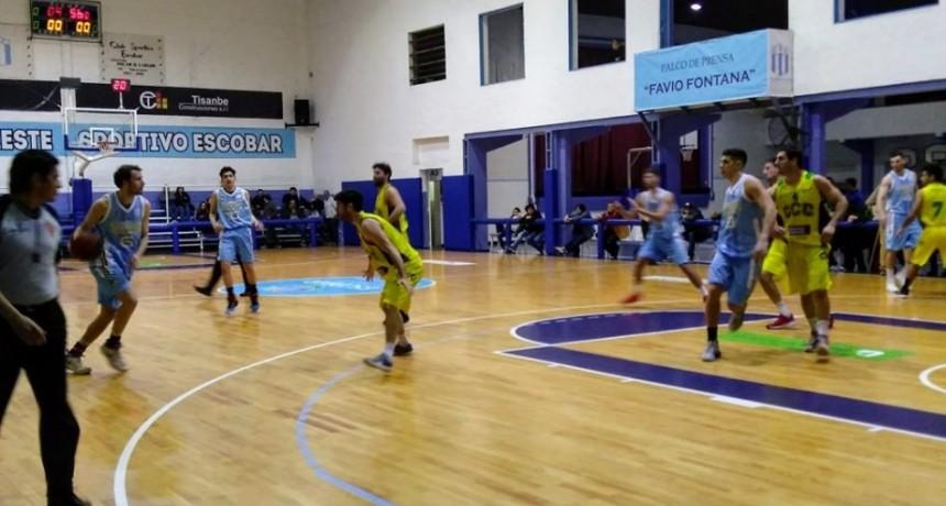 La Primera División volvió a caer con Sportivo Escobar