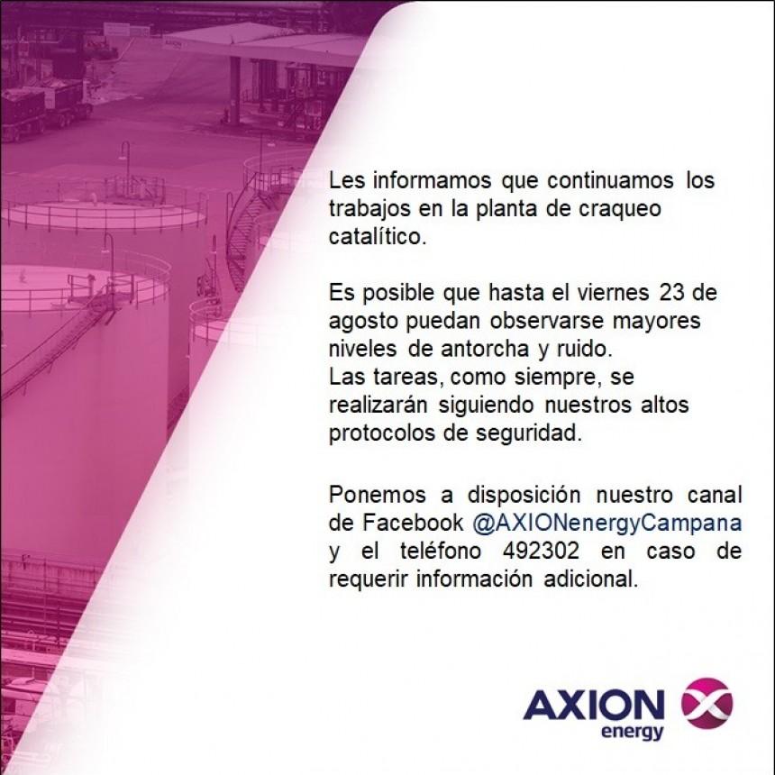 Axion Informa