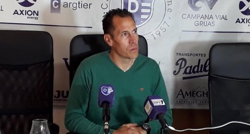 Lucas Bovaglio:  vamos a Tucumán para seguir mostrando nuestro funcionamiento