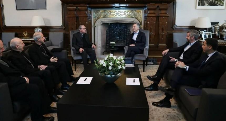 La Comisión Ejecutiva visitó al Sr. Presidente de la Nación, Ing. Mauricio Macri