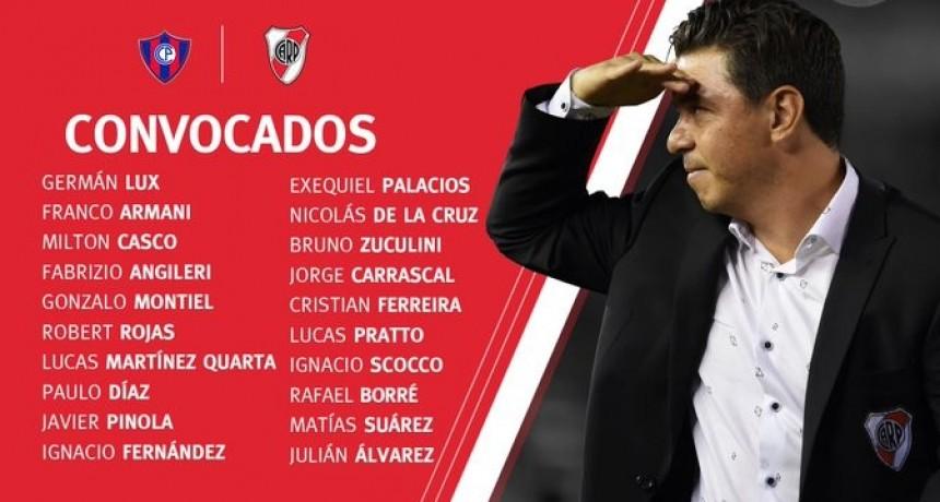 River Plate espera en Paraguay el paso a semifinales