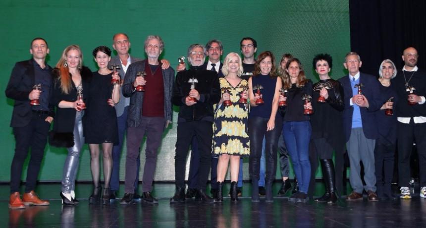 Se realizó anoche la 67 entrega de los Premios Cóndor de Plata a la producción 2018