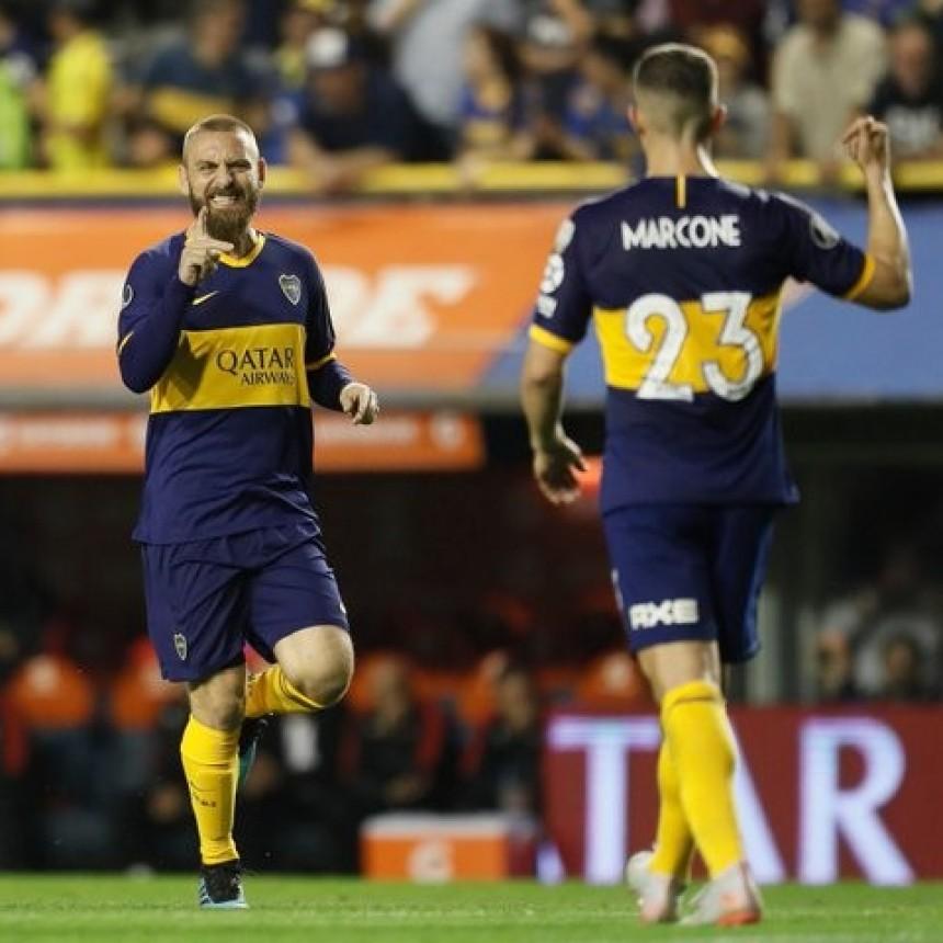 Boca Juniors se clasificó a semifinales de Copa Conmebol Libertadores