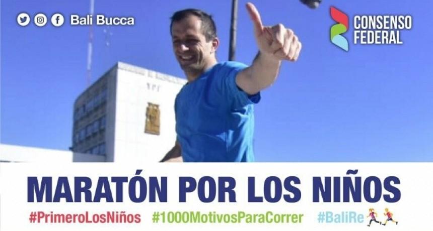 MARATÓN POR LOS NIÑOS - 1000 MOTIVOS PARA CORRER