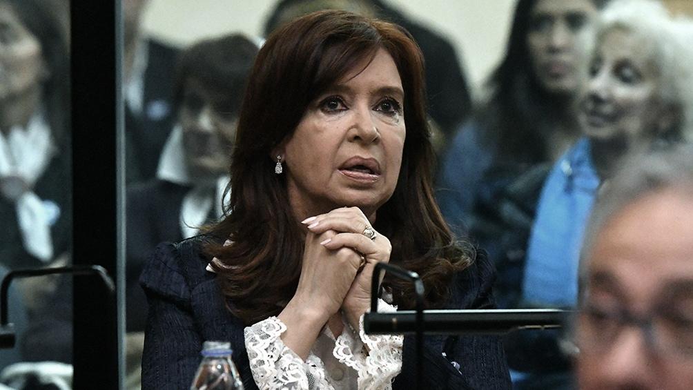 El lunes se define la continuidad del juicio a Cristina Kirchner por obra pública en Santa Cruz