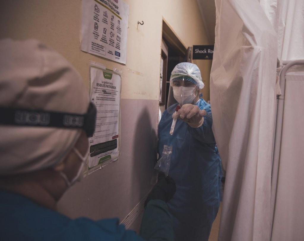 Covid - 19: demoras de Provincia en la entrega de los resultados de hisopados