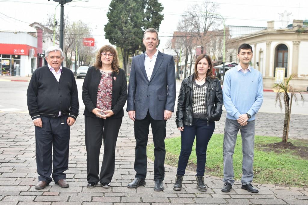 La UV Más Campana solicitará informes sobre el entubamiento en calle Yaquemé y la problemática del polvillo de Holcim