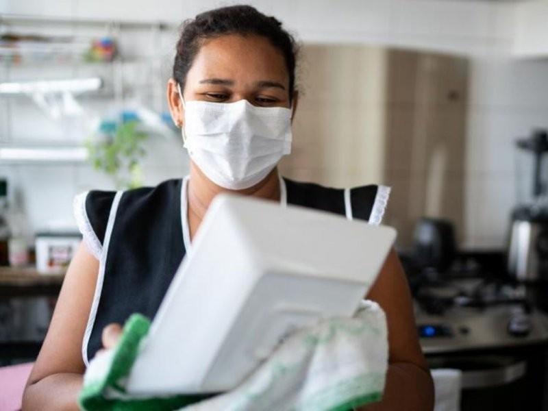 Recuerdan que las  las empleadas domésticas están habilitadas para trabajar