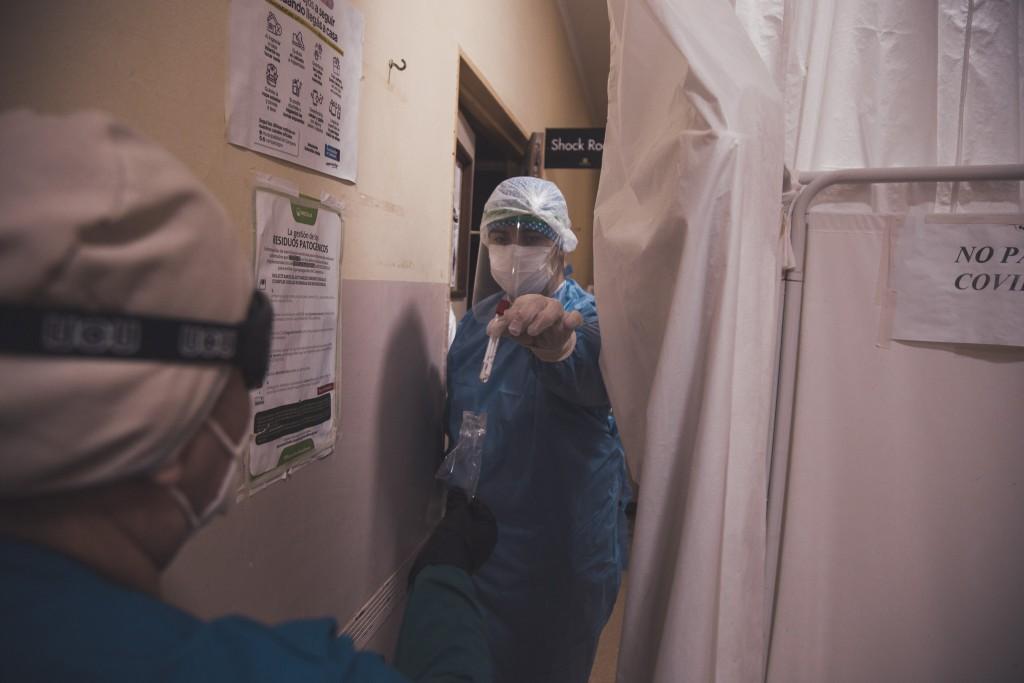 Llegaron los resultados de los hisopados pendientes y se confirmaron 41 nuevos positivos