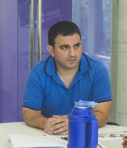 Hernán Gaggino :  sufrimos algunos hechos de inseguridad en el Barrio