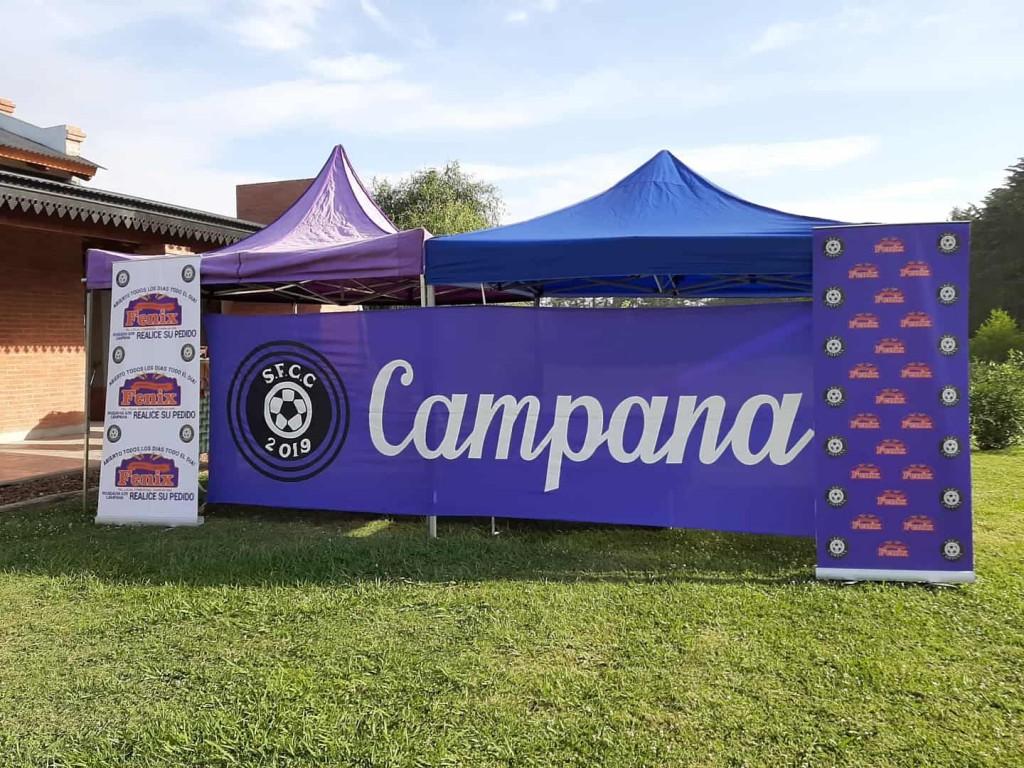 Fernando Saravia : la Selección de Fútbol de Campana entregará juguetes este sábado 22 además de una merienda