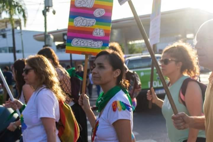 Angelica Torreyra resaltó la importancia de crear espacios de cuidado públicos y gratuitos