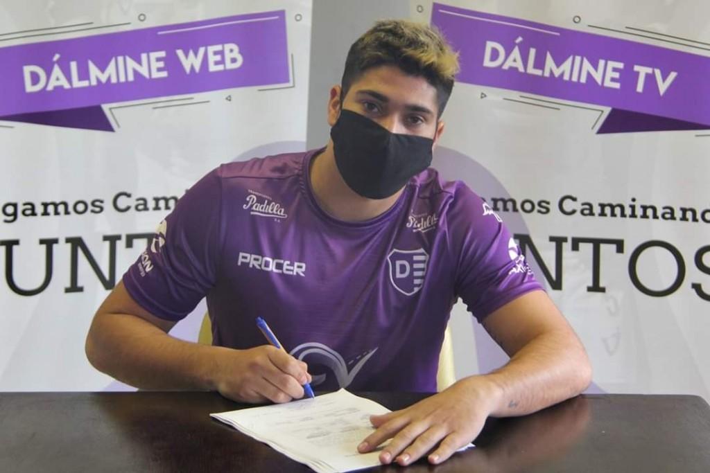 Catriel Sanchez vuelve a Villa Dalmine