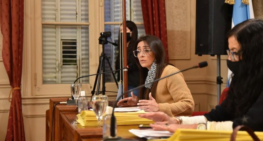 El HCD volvió a sesionar y aprobó importantes proyectos para la ciudad