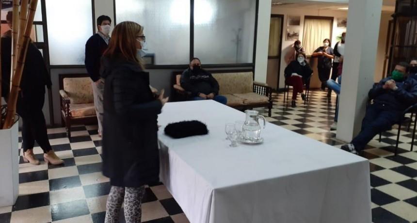 Continúan las charlas informativas sobre COVID 19 para empleados municipales