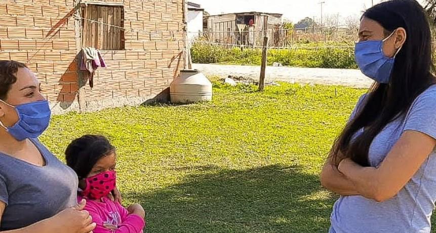 La Secretaría de Desarrollo Social presentó un programa de acompañamiento para organizaciones de la comunidad