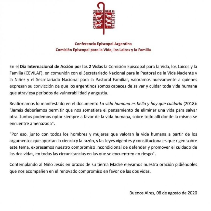 8 de agosto: DÍA INTERNACIONAL DE ACCIÓN POR LAS 2 VIDAS