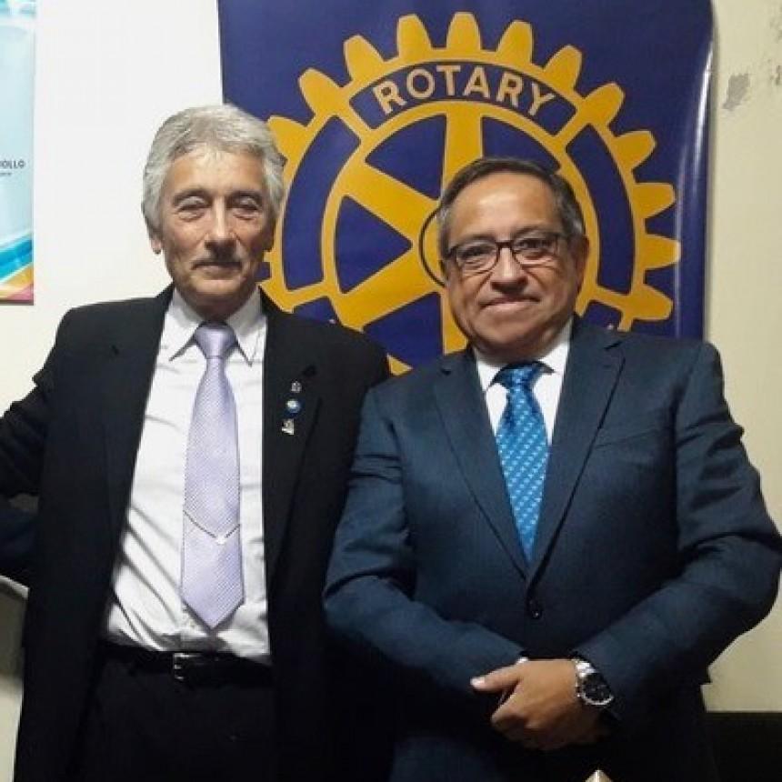 Rotary Club Campana festejó en forma virtual su 81º Aniversario