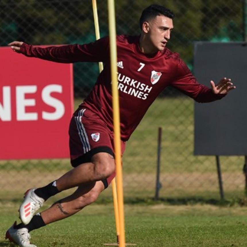 River Plate completo su primera semana de entrenamiento fisico con protocolo y en grupos