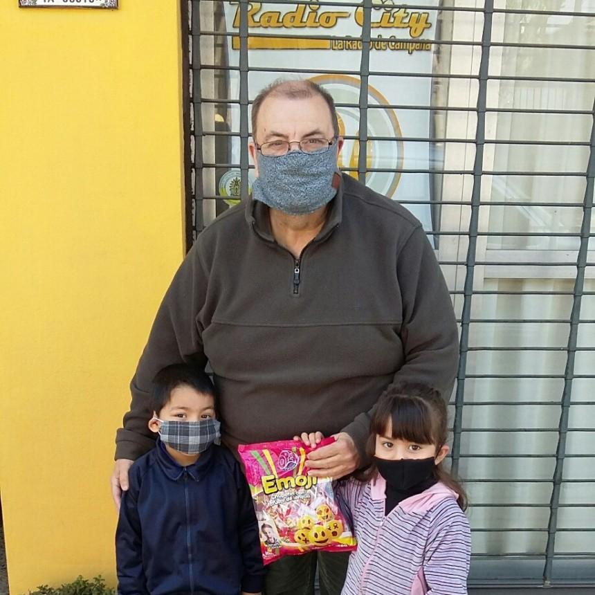 ENTREGA DE PREMIOS SORTEO