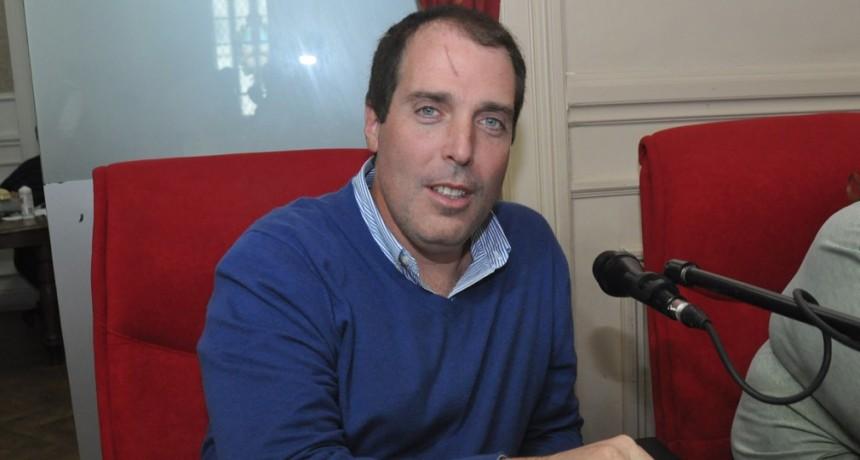 Diego Lis :  todavía no se ha definido como se va a jugar el Torneo