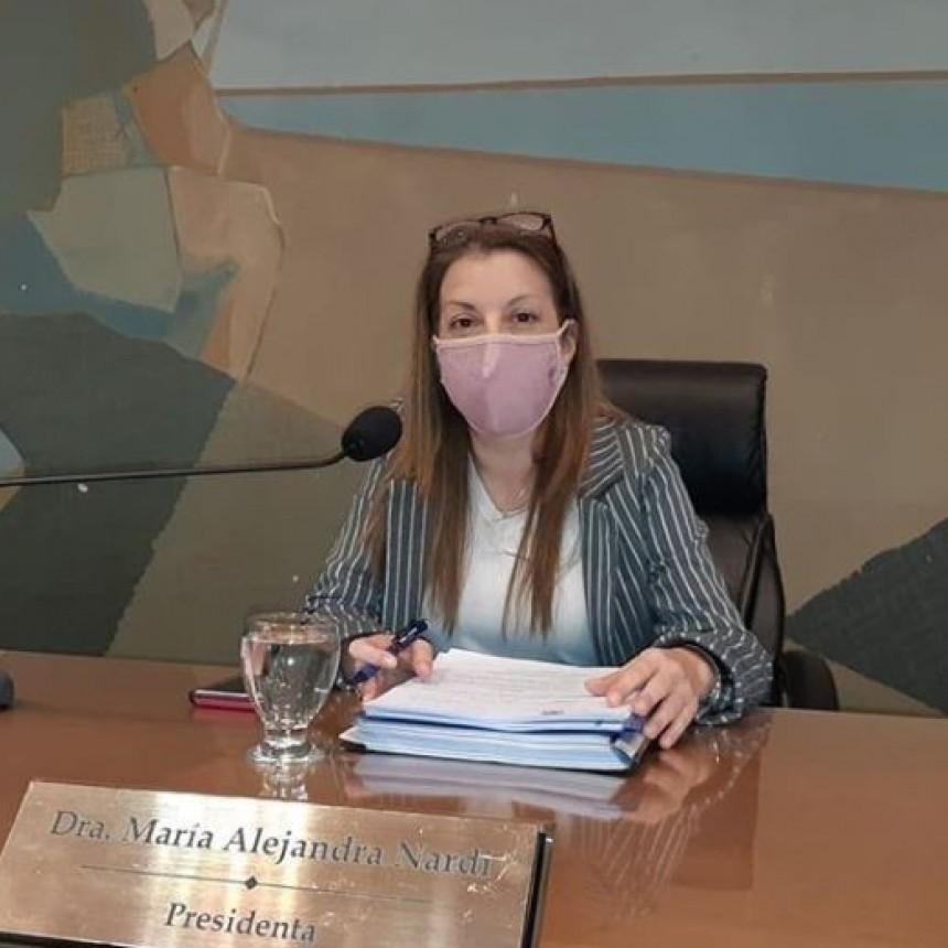 Falleció Alejandra Nardi, presidenta del Concejo Deliberante de Tigre