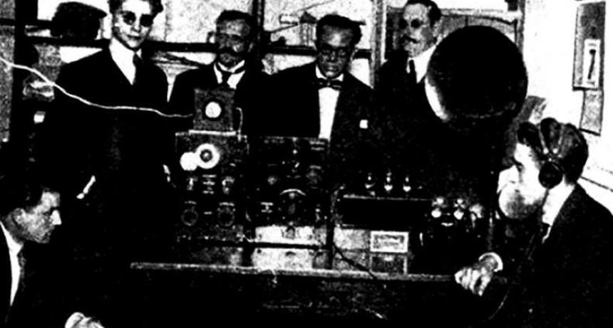 La Radio en Argentina cumple 100 años y Radio City Campana FM 91.7 Mhz realiza una programación especial