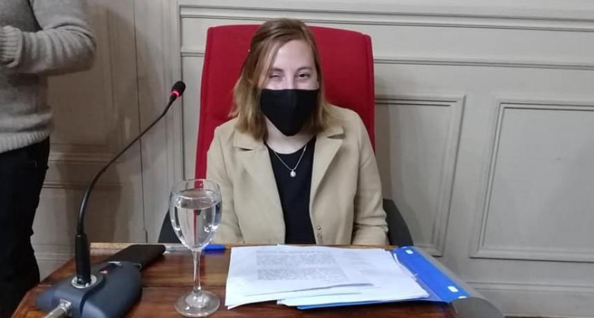 Romina Carrizo :  no vamos a dejar el Partido Justicialista-Frente de Todos