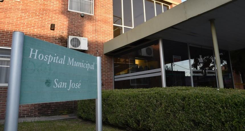 El hospital San José recuerda el número de teléfono para sacar turnos