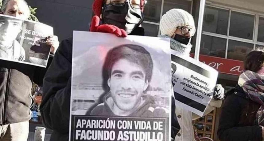 Confirmaron que el cuerpo hallado en Villarino Viejo es de Facundo Astudillo Castro