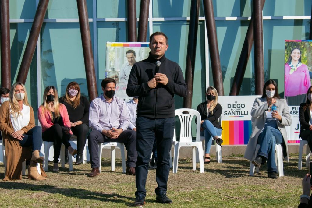 ABELLA : Tenemos a los mejores candidatos a concejales para seguir transformando la ciudad