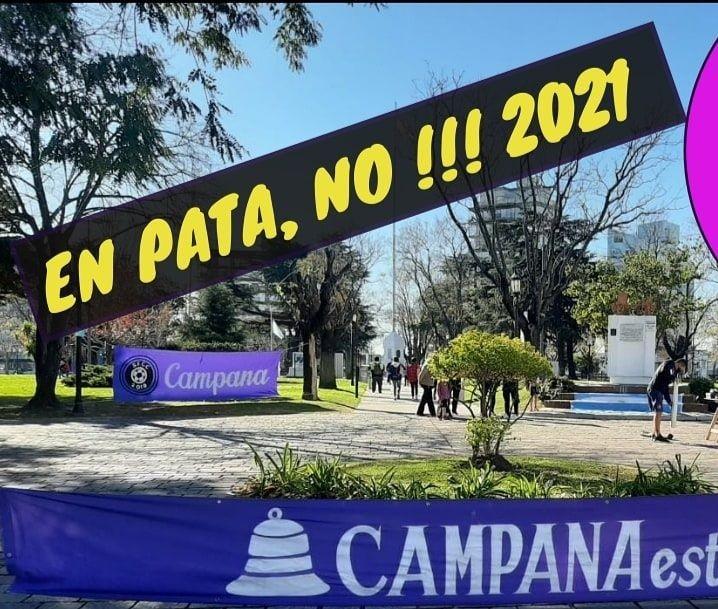 LA ULTIMA CAMPAÑA DE LA SELECCION DE FUTBOL DE CAMPANA FUE UN GOLAZO