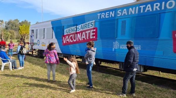 ROMANO :  El Tren Sanitario acerca la salud a la gente