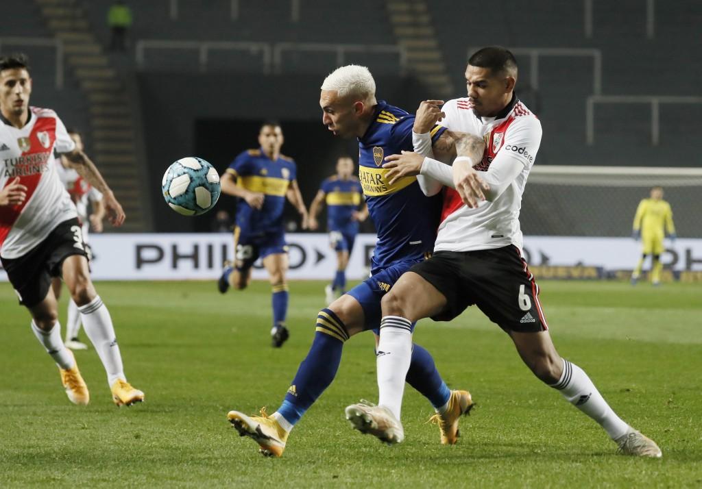 En los penales Boca Juniors eliminó a River Plate de la Copa Argentina
