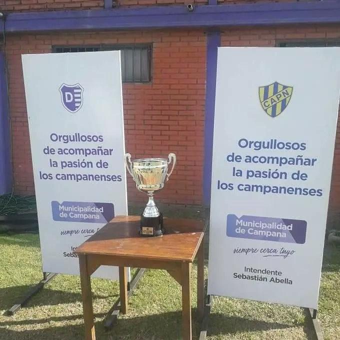 Villa Dálmine ganó la Copa Ciudad de Campana