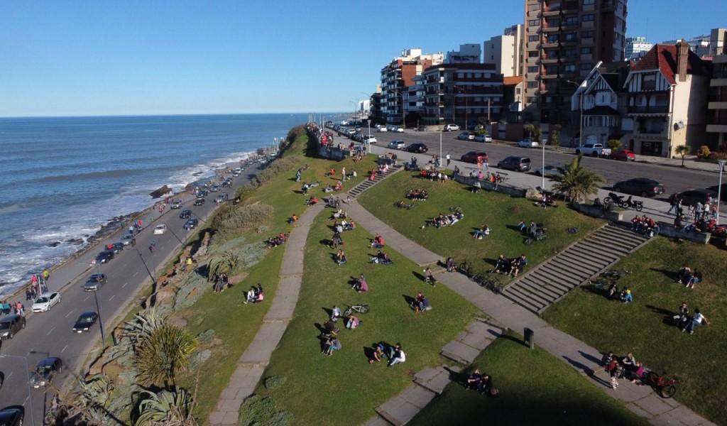 Fin de semana largo Mar del Plata: arribaron 81.643 visitantes