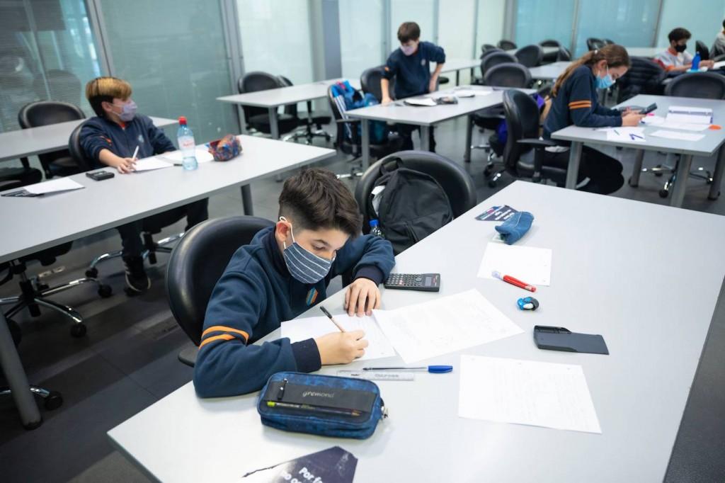 Olimpíadas de Matemática Ñandú con partipación campanense