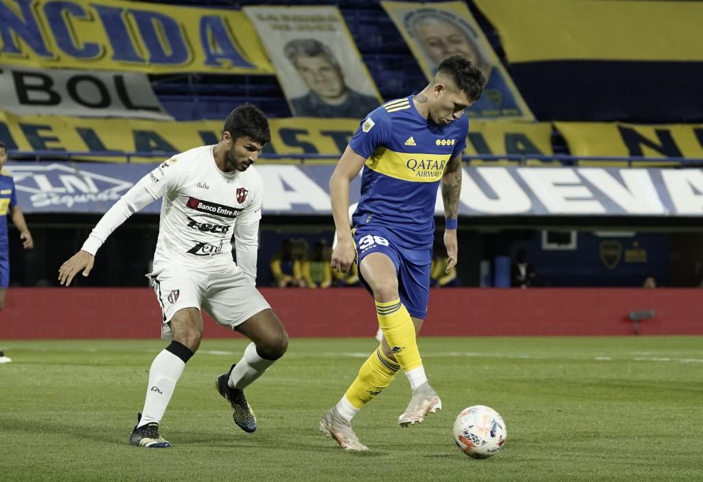 Boca Juniors volvió al triunfo después de 16 partidos