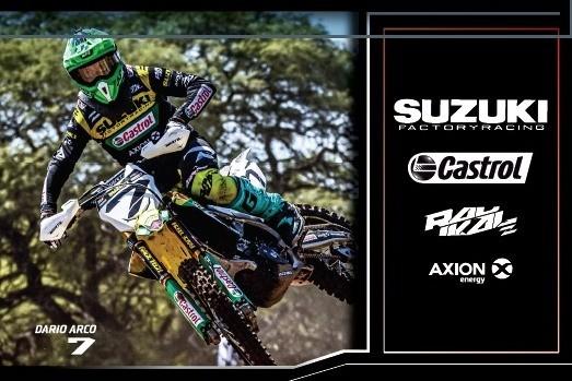 El equipo Suzuki Castrol Radikal Team pasó por Campana
