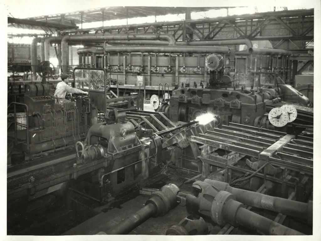 Tenaris celebró los 67 años de su primer tubo sin costura