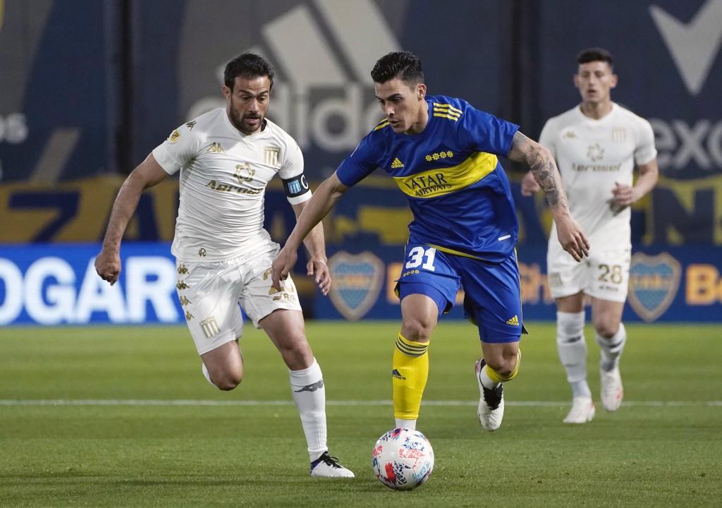 Boca Juniors y Racing Club empataron 0 a 0