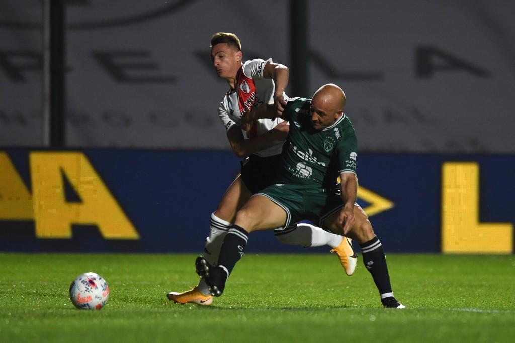 River Plate derrotó a Sarmiento en Junín