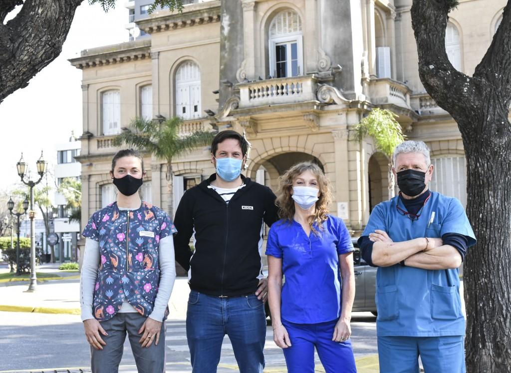 Gracias al trabajo articulado entre el Municipio y el Círculo de Veterinarios, se vacunaron a más de 6.000 mascotas contra la rabia