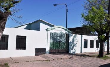 Con recursos económicos del Fondo Educativo, el Municipio realizó nuevas obras en la Escuela N° 8