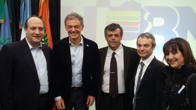 Sergio Roses participó de la conmemoración por el día de la industria organizada por la UIPBA